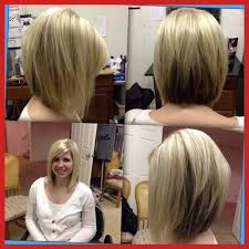 collections of layered angled bob hairstyles with bangs