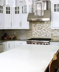 how to put backsplash in kitchen how to install a tile kitchen backsplash homebuilding