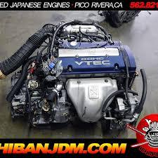 jdm h23 dohc vtec bluetop sir engine motor h22 h23 f23 f22 accord