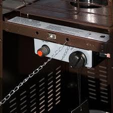 Pyramid Patio Heater Glass Tube by 42 000btu Pyramid Propane Glass Tube Dancing Flames Patio Heater