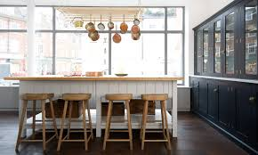 the clerkenwell shaker showroom devol kitchens