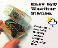Weather In Six Flags Easy Iot Weather Station With Multiple Sensors 8 Steps With