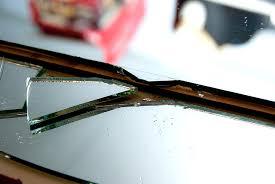 beauteous 70 bathroom mirror edge repair inspiration design of