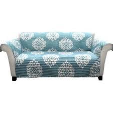 Teal Couch Slipcover White Sofa Slipcovers You U0027ll Love Wayfair