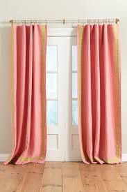 how to add tape trim to curtain panels how to decorate once your trim is secured let your panels dry for 24 hours then you