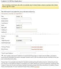 things to know about cabela u0027s club visa credit card u2013 credit panda
