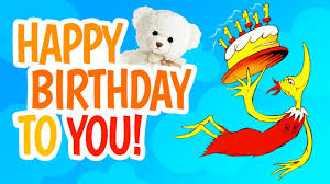 happy birthday book happy birthday to you by dr seuss children s birthday book