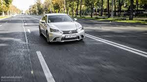 lexus gs hybrid sedan lexus gs 450h review autoevolution
