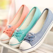 new design new summer flat canvas casual shoes breathable new design