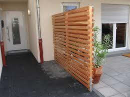 sichtschutz balkon holz ideen sichtschutz aus holz kogbox