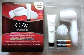 Olay Brush cleansing system