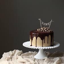 mocha mud cake with coffee swiss meringue buttercream the polka