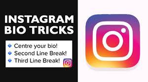biography meaning of tamil instagram bio tricks how to center instagram bio add line breaks