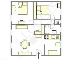 appartement 2 chambres location appartement 2 chambres avec ascenseur et place de parking