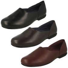 Mens Leather Bedroom Slippers by Mens Clarks House Slippers Harston Lounge Burgundy 6 Uk G Ebay