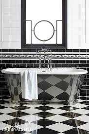 Art Deco Bathroom by 572 Best Baderomsfliser Images On Pinterest Tiles Bathroom