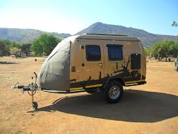 offroad travel trailers panther paw offroad caravan