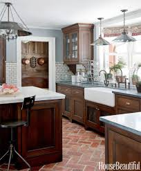 Farmhouse Style Kitchen by Kitchen Wooden Painted Kitchen Chairs Kitchen Decorating Ideas