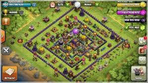 apk house clash of clans 8 332 16 apk mod apk data mod