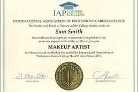 Makeup Artistry Certification Program Makeup Certification Courses 4k Wallpapers