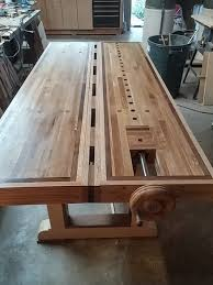 Woodworking Benches For Sale Australia by 200 Roubo Split Top Bench Workshop And Garage Pinterest