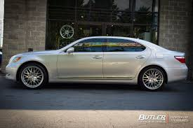 lexus ls 460 tires size lexus ls460 with 20in tsw rascasse wheels exclusively from butler