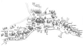 Algonquin Map Map Cedar Grove Lodge Muskoka Resorts U0026 Lodges Huntsville Ontario