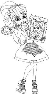 free monster high coloring pages image 41 gianfreda net