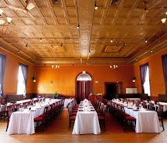 wedding venues in western ma tuscan style seating at lincoln at blue heron restaurant