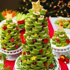 spinach tortilla pinwheels tree doesn t need to be in
