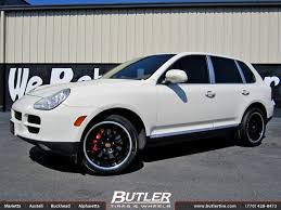 porsche cayenne rs porsche cayenne with 20in oe spyder rs wheels exclusively from