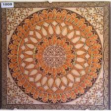 Rangoli Designs On Tiles
