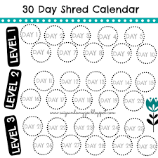 printable 30 day workout calendar calendar template 2017