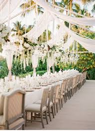 Centerpieces With Candles For Wedding Receptions by Best 25 Long Wedding Tables Ideas On Pinterest Long Tables
