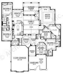 House Plans With Courtyard Ridgeview Ranch Courtyard House Plans Ranch Floor Plans