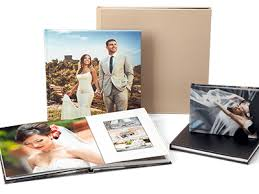 photo albums album design print bind professional photographic flush mount