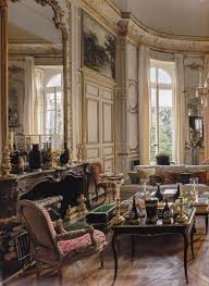 French Interior Interiors Redux The Homes Of Hubert De Givenchy In Paris U0026 The