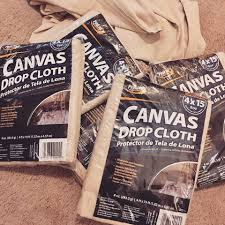 rexanne collins diy north ms real estate drop cloth bed skirt