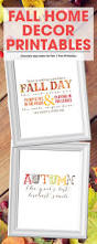 free fall printables autumn decor for your home