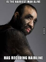 Hairy Men Meme - bad luck hairiest man alive hairy men sports food and funny pics