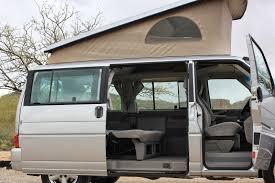 pink volkswagen van krista rust 2002 vw eurovan westy weekender for sale