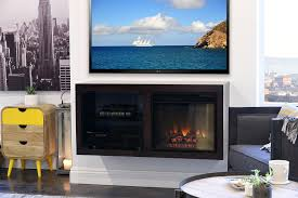 lovely tv fireplace suzannawinter com