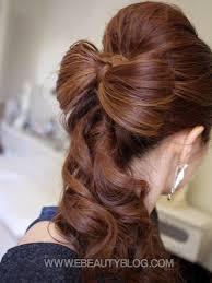 hair bow with hair 5 big hair bow hairstyles in retro fashion
