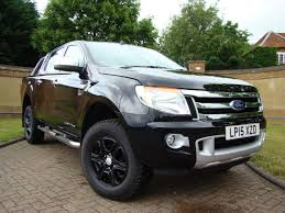 ford ranger limited 2 2 used 2015 ford ranger up cab limited 2 2 tdci 150 4wd