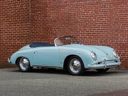 porsche 356 speedster rm sotheby u0027s 1958 porsche 356 a speedster by reutter monterey 2017