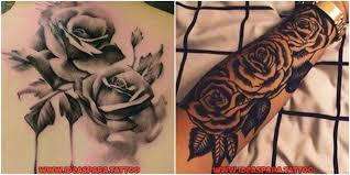 de tatuajes de rosas tatuajes de espinas ideas para tatuajes de hombre