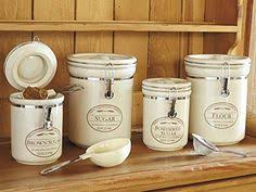 kitchen canisters flour sugar another great find on zulily coffee sugar flour canister set
