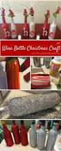 best 25 christmas wine bottles ideas on pinterest decorative