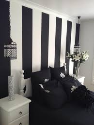 White And Silver Bedroom Nice Black And White Wallpaper Room Nice Design 6824