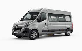 nissan van 12 passenger master bus long wheel base renault